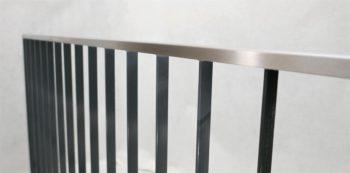 Edelstahlhandlauf für Xpress-Geländer