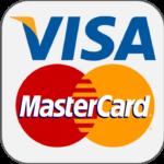 Wir bieten Kreditkarten als Zahlungsmittel an