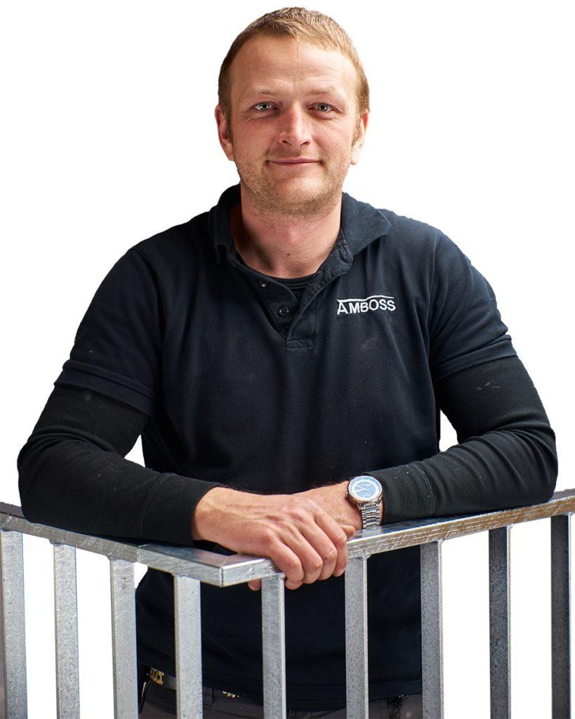 Ihr persönlicher Ansprechpartner Christian Frei berät Sie gerne zu Ihrem neuen Staketengeländer!